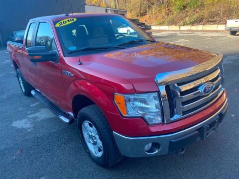 2010 Ford F-150 for sale at Worldwide Auto Group LLC in Monroeville PA