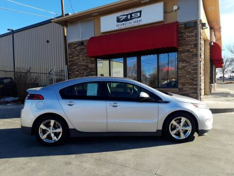 2012 Chevrolet Volt for sale at 719 Automotive Group in Colorado Springs CO