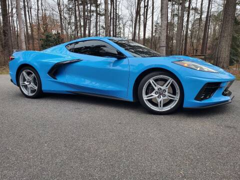 2020 Chevrolet Corvette for sale at Brown's Used Auto in Belmont NC