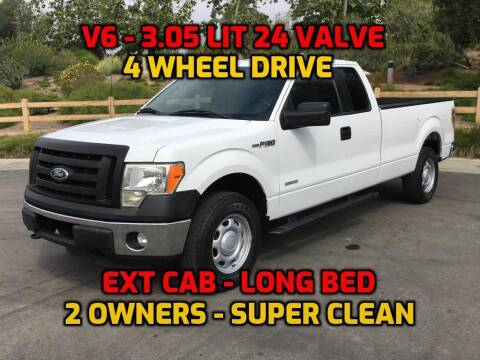 2013 Ford F-150 for sale at OC Used Auto in Newport Beach CA