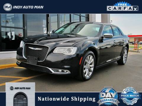 2015 Chrysler 300 for sale at INDY AUTO MAN in Indianapolis IN