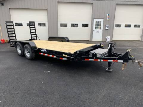 2021 Cam Superline Channel Equipment 18' for sale at Smart Choice 61 Trailers in Shoemakersville PA