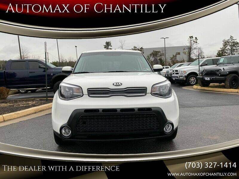 2019 Kia Soul for sale at Automax of Chantilly in Chantilly VA
