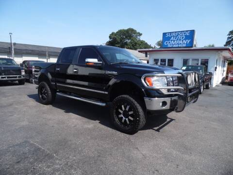2011 Ford F-150 for sale at Surfside Auto Company in Norfolk VA