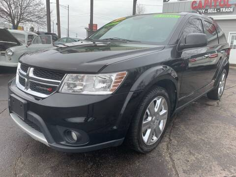 2014 Dodge Journey for sale at Capitol Auto Sales in Lansing MI