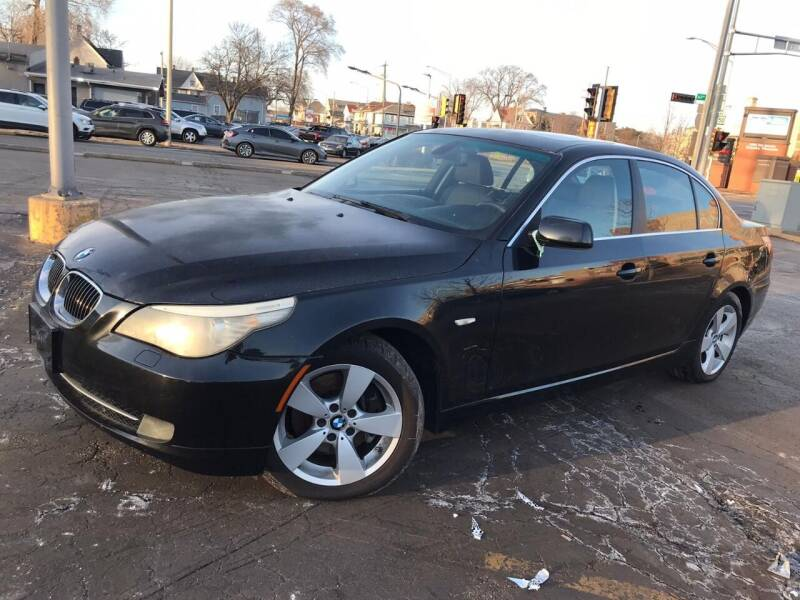 2008 BMW 5 Series for sale at Your Car Source in Kenosha WI