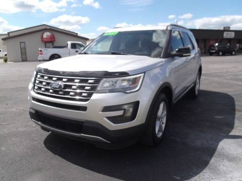 2016 Ford Explorer for sale at Dietsch Sales & Svc Inc in Edgerton OH