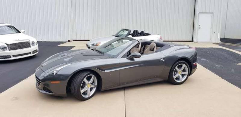 2015 Ferrari California T for sale at Euro Prestige Imports llc. in Indian Trail NC