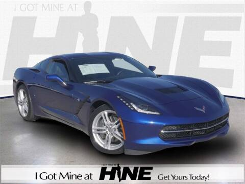 2017 Chevrolet Corvette for sale at John Hine Temecula in Temecula CA