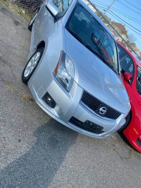 2012 Nissan Sentra for sale at Bob Luongo's Auto Sales in Fall River MA