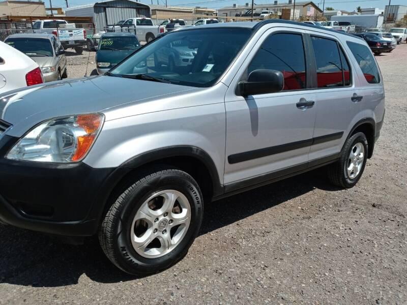 2002 Honda CR-V for sale at ACE AUTO SALES in Lake Havasu City AZ