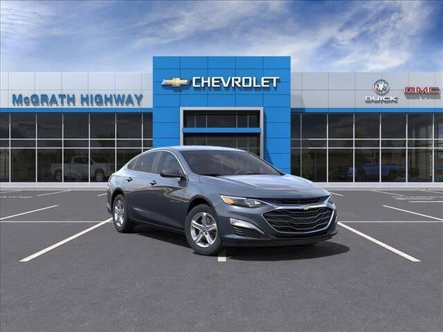 2021 Chevrolet Malibu for sale in El Paso, IL