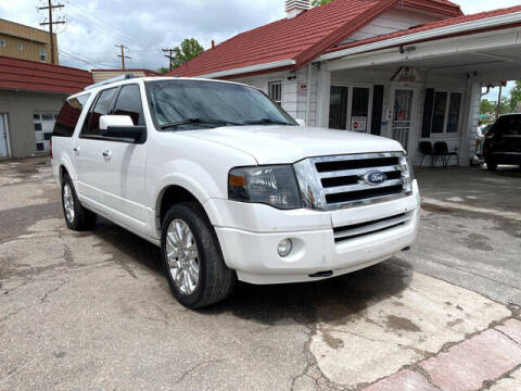 2012 Ford Expedition EL for sale at ELITE MOTOR CARS OF MIAMI in Miami FL