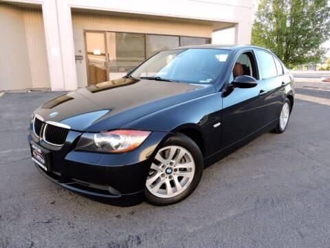 2007 BMW 3 Series for sale at PK MOTORS GROUP in Las Vegas NV