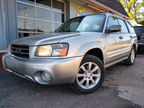 2005 Subaru Forester for sale at Sinclair Auto Inc. in Pendleton IN