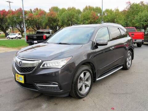 2016 Acura MDX for sale at Low Cost Cars North in Whitehall OH