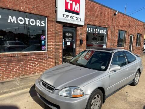 1996 Honda Civic for sale at Top Motors LLC in Portsmouth VA