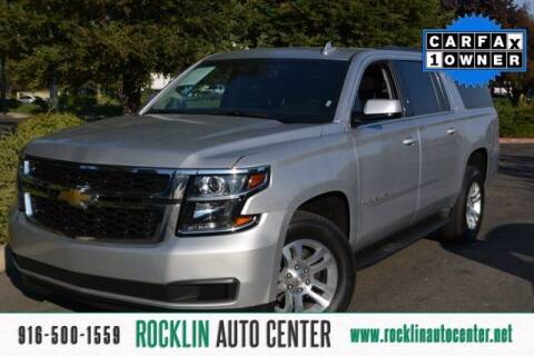 2019 Chevrolet Suburban for sale at Rocklin Auto Center in Rocklin CA