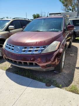 2005 Nissan Murano for sale at PB&J Auto in Cheyenne WY