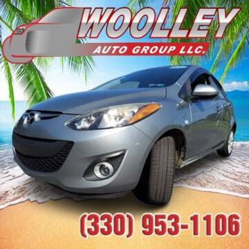 2012 Mazda MAZDA2 for sale at Woolley Auto Group LLC in Poland OH