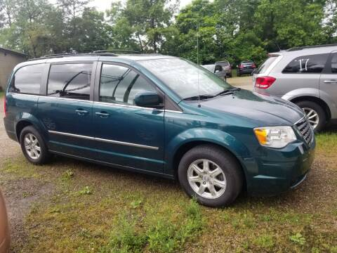 2009 Chrysler Town and Country for sale at Action Auto Sales in Parkersburg WV