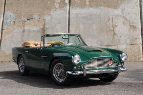 1962 Aston Martin DB4C for sale at Gullwing Motor Cars Inc in Astoria NY