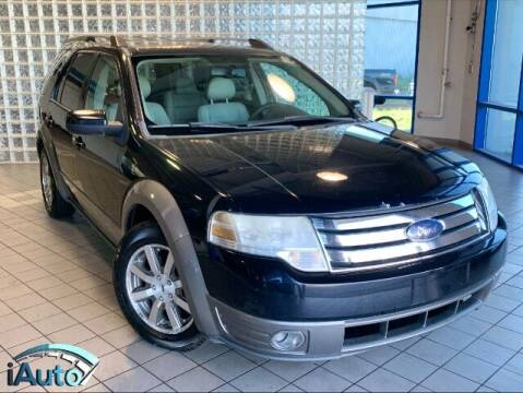 2008 Ford Taurus X for sale at iAuto in Cincinnati OH