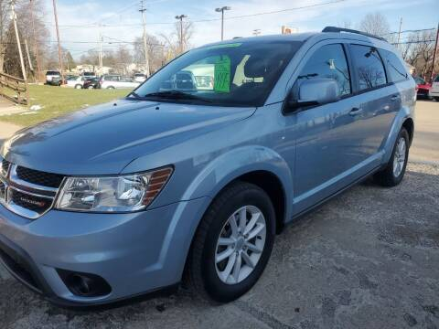 2013 Dodge Journey for sale at Kachar's Used Cars Inc in Monroe MI