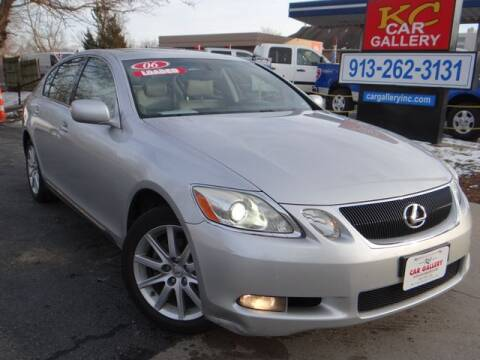 2006 Lexus GS 300 for sale at KC Car Gallery in Kansas City KS