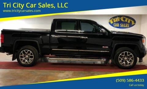 2015 GMC Sierra 1500 for sale at Tri City Car Sales, LLC in Kennewick WA