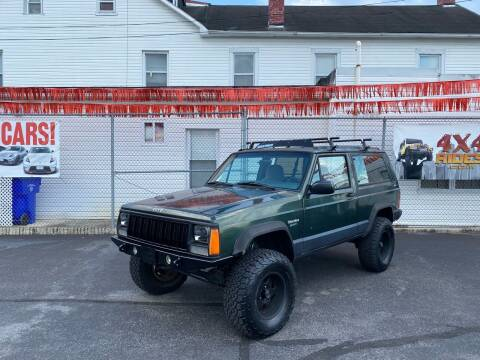 1996 Jeep Cherokee for sale at 4X4 Rides in Hagerstown MD
