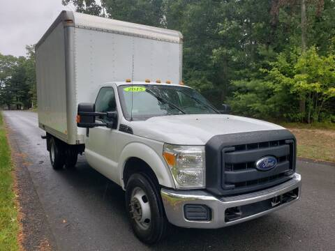 2015 Ford F-350 Super Duty for sale at Showcase Auto & Truck in Swansea MA