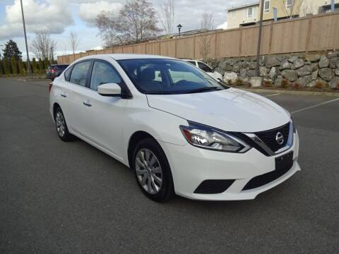 2018 Nissan Sentra for sale at Prudent Autodeals Inc. in Seattle WA