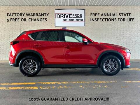 2017 Mazda CX-5 for sale at Drive Pros in Charles Town WV