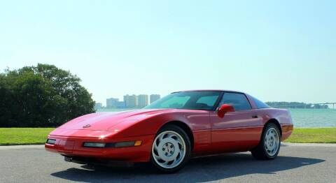 1991 Chevrolet Corvette for sale at P J'S AUTO WORLD-CLASSICS in Clearwater FL