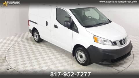 2019 Nissan NV200 for sale at Excellence Auto Direct in Euless TX