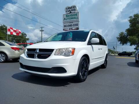 2014 Dodge Grand Caravan for sale at BAYSIDE AUTOMALL in Lakeland FL