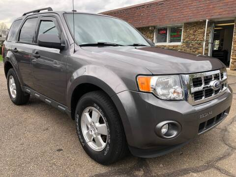 2012 Ford Escape for sale at Approved Motors in Dillonvale OH