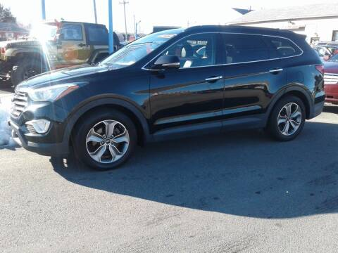 2014 Hyundai Santa Fe for sale at Nelsons Auto Specialists in New Bedford MA