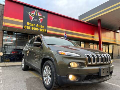 2015 Jeep Cherokee for sale at Star Auto Inc. in Murfreesboro TN