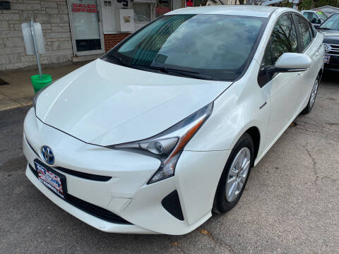 2016 Toyota Prius for sale at New Wheels in Glendale Heights IL