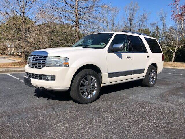 2010 Lincoln Navigator for sale at Lowcountry Auto Sales in Charleston SC