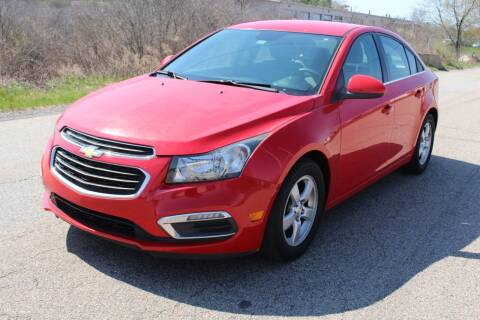 2015 Chevrolet Cruze for sale at Imotobank in Walpole MA