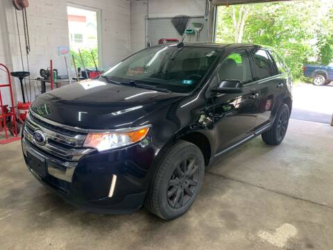 2014 Ford Edge for sale at QUINN'S AUTOMOTIVE in Leominster MA