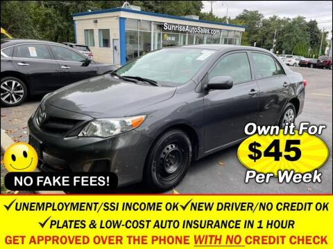 2013 Toyota Corolla for sale at AUTOFYND in Elmont NY