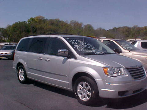 2010 Chrysler Town and Country for sale at Bates Auto & Truck Center in Zanesville OH