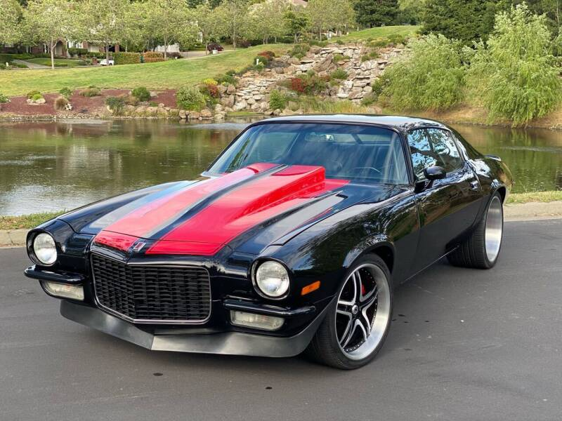 1971 Chevrolet Camaro for sale at CA Lease Returns in Livermore CA