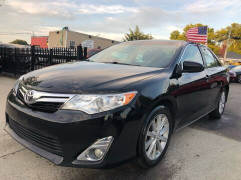 2012 Toyota Camry for sale at Crestwood Auto Center in Richmond VA
