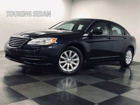 2011 Chrysler 200 for sale at CarCo Direct in Cleveland OH