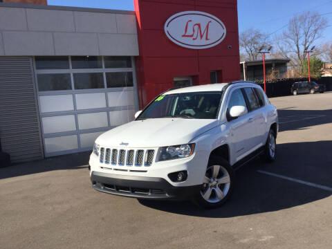 2016 Jeep Compass for sale at Legend Motors of Detroit in Detroit MI